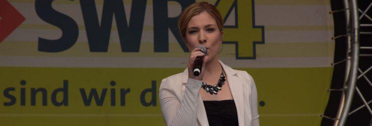 Laura Wilde verzaubert Mainz