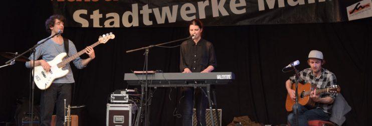 Valentine: deutsche Newcomerin mit englischen Songs