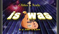 """Is Was – die coole Live-Band aus Wiesbaden. Euch erwarten groovige Gitarrensounds, mehrstimmigen Gesang bei Classic-Rock, Oldies, Pop und Deutsch-Rock! Ein abwechslungsreiches Programm ganz unter dem Motto """"6 x 100% Live"""" der perfekte Mix zum Abfeiern."""